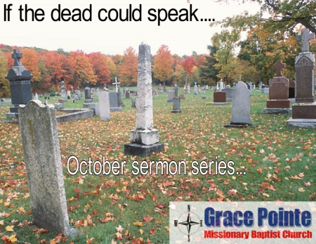 If the Dead Could Speak