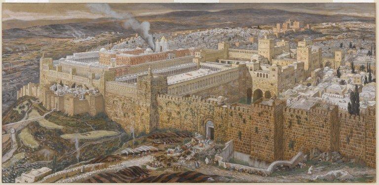 Jerusalem Reconstruction