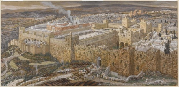 Jerusalem Reconstruction