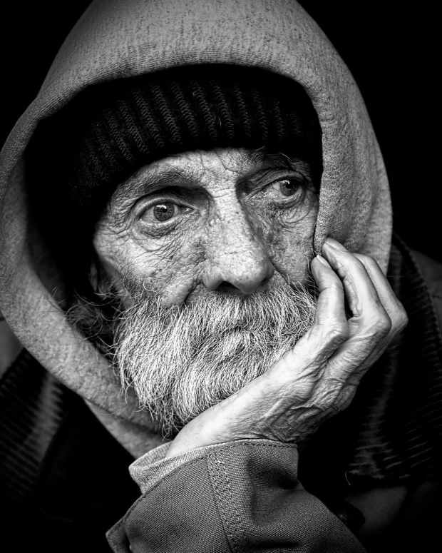 man person people old